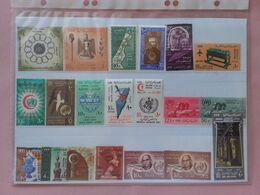 PALESTINA Anni '50/'60 - Lotto 20 Francobolli Differenti Nuovi ** + Spese Postali - Palestine