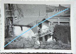 HUY Auberge De Jeunesse 1942 Usine 1 Photo - Orte