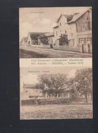 Dt. Reich AK Cafe Restaurant Liebigshöhe Hch. Stecken Giessen 1925 - Giessen
