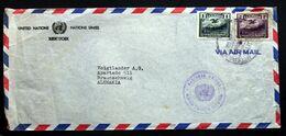 Ecuador  Cover To  Germany ( Lot 2096 ) - Ecuador