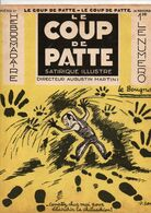 LE COUP DE PATTE JOURNAL SATIRIQUE ILLUSTRE N°27 NOVEMBRE 1931 - Politics