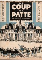 LE COUP DE PATTE JOURNAL SATIRIQUE ILLUSTRE N°29 NOVEMBRE 1931 - Politics