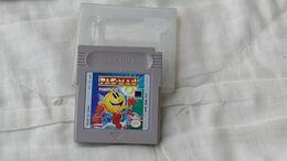 Nintendo Gameboy Pacman Pac Man Jeu Game Cartridge Vintage #16 - Spelconsoles