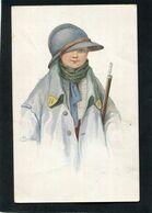 CPA - Illustration S. De Solomko - Tel Père Tel Fils - War 1914-18