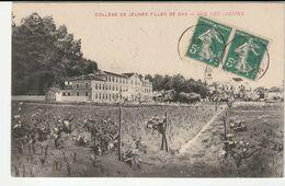Dax (Landes) Collège De Jeunes Filles - Dax