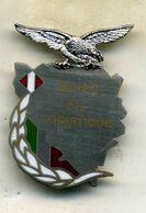 Insigne, Bataillon D Infanterie (BIHAC) Cie Logistique Du 92é RI___J.Y.S - Landmacht