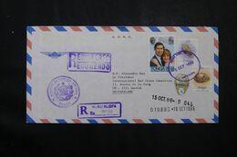 CROIX ROUGE / TONGA - Détaillons Collection ( Lettres,documents,oblitérations ) - Bien Regarder - 1986 - L 68832 - Rotes Kreuz