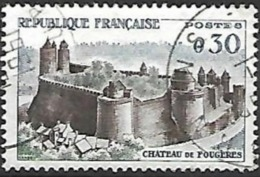 France Annee 1960 Chateau De Fougeres - Tahiti