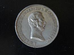 Russie Médaille Russland De 1861 Alexander II - Andere