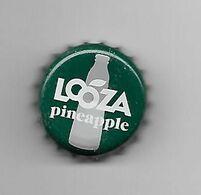 BELGIQUE / CAPSULE SODA LOOZA PINEAPPLE - Soda