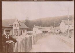 Photo Vers 1909 GERARDMER - La Schlucht (A223) - Gerardmer