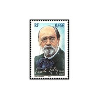 Timbre N° 3524 Neuf ** - Centenaire De La Mort D'Emile Zola (1840-1902). - Nuevos