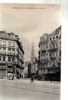 BRUSSEL / BRUXELLES / RUE MARCHE AU CHARBON - Lanen, Boulevards