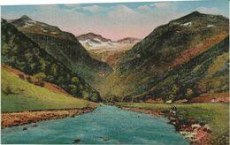 D 31  LUCHON  4 CARTES... Vallée Du Lys..  Fontaine. Multivues...Edelweiss Des Pyrénées - Luchon