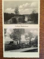 III. Reich, BUNKER In ZLABINGS, Niederösterreich - Weltkrieg 1939-45