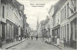 Diest - Rue Longue - Langen Steenweg. - Diest