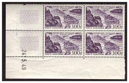 Coin Daté Poste Aérienne N° 26 LYON - 1940-1949