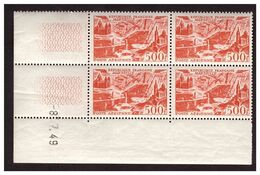 Coin Daté Poste Aérienne N° 27 MARSEILLE - 1940-1949