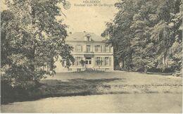 HOLSBEEK : Kasteel Van Mr De Bruyn - Holsbeek