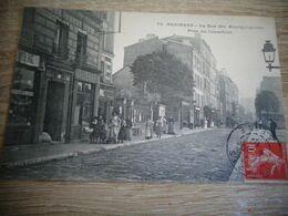 RUE DES BOURGUIGNONS  ASNIERES - Asnieres Sur Seine