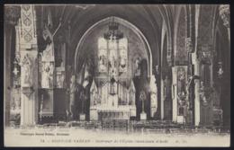CPA - (40) Mont De Marsan - Intérieur De L'Eglise Saint Jean D'Aout - Mont De Marsan