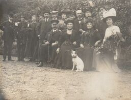 Photo De Groupe Mai 1911 VAL DE LA HAYE (A223) - Orte