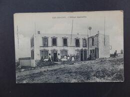 Iles Chausey  L'Hotel Quinette - Granville