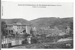 Ancienne Commanderie De STE. EULALIE DU CERNON - Château Du Commandeur - Autres Communes