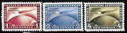 E-813 - GERMANY - 1933 - AIR MAIL - ZEPPELIN - FORGERIES, FALSES, FAKES, FAUX, FALSOS, FALSCHEN - Francobolli