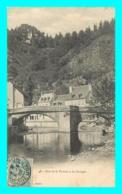 A874 / 629 23 - AUBUSSON Pont De La Terrade Et Les Granges - Aubusson