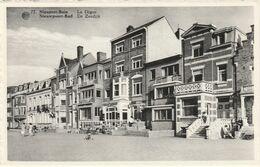 Nieuwpoort, Nieuport; La Digue, Zeedijk - Nieuwpoort