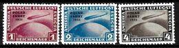 E-814 - GERMANY - 1931 - AIR MAIL - ZEPPELIN - FORGERIES, FALSES, FAKES, FAUX, FALSOS, FALSCHEN - Francobolli