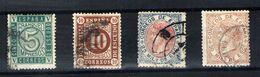 España Nº 93/96. Año 1867 - 1850-68 Königreich: Isabella II.