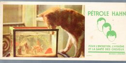 (chats) Buvard PETROLE HAHN (M0649) - Animales