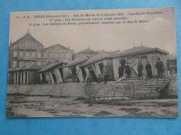 17: ROYAN :RAZ De MAREE Du 09/01/1924,CONCHE De PONTAILLAC ,animée ,C.P.A.,en Bon état - Royan