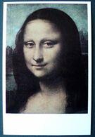 Mona Lisa Leonardo Da Vinci 1963 - Schilderijen
