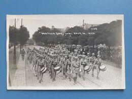 """Coblence - 14 Juillet 1922 """"Bastille Day"""" Photo Lindstedt & Zimmermann - Regimientos"""