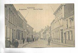 BELGIQUE - Ingelmunster - Bruggestraat - Rue De Bruges. Carte Animée - Ingelmunster