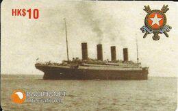 Hongkong: Pacificnet - Titanic - Hongkong