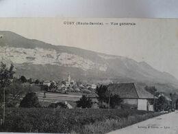 Carte Postale De Cusy, Vue Générale - Frankrijk