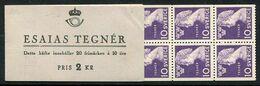 SWEDEN 1946 Tegner Centenary Booklet MNH / **.  Michel 323 MH - 1904-50