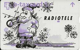Switzerland: PTT-p KF-187 531L Radiotele AG - Schweiz