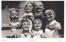 ES FALSET - Cabezudos - Animée - Belle - Carnevale
