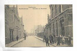 BELGIQUE - Ingelmunster - Meulebeekstraat. Chaussée De Meulebeek - Carte Animée - Ingelmunster