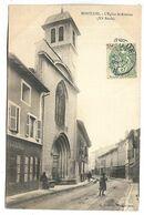 MONTLUEL - L'Eglise St Etienne - Montluel