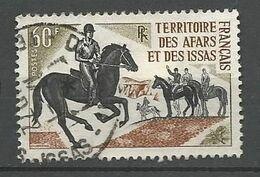 AFARS ET ISSAS N° 366 OBL - Afars Y Issas (1967-1977)