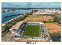 STADIUM POSTCARD ESTADIO STADE STADION STADIO HUELVA - Stadi
