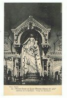 05 - NOTRE DAME Du LAUS - Intérieur De La Basilique, Vierge  - 1432 - Other Municipalities