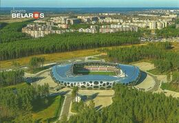 STADIUM POSTCARD ESTADIO STADE STADION STADIO BORISOV - Stadi