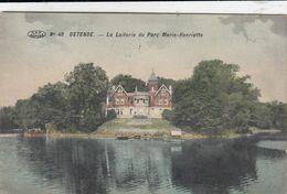 OOSTENDE / LAITERIE IN HET MARIA HENDRIKA PARK  1912 - Oostende